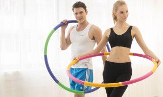 转呼啦圈可以减肥吗